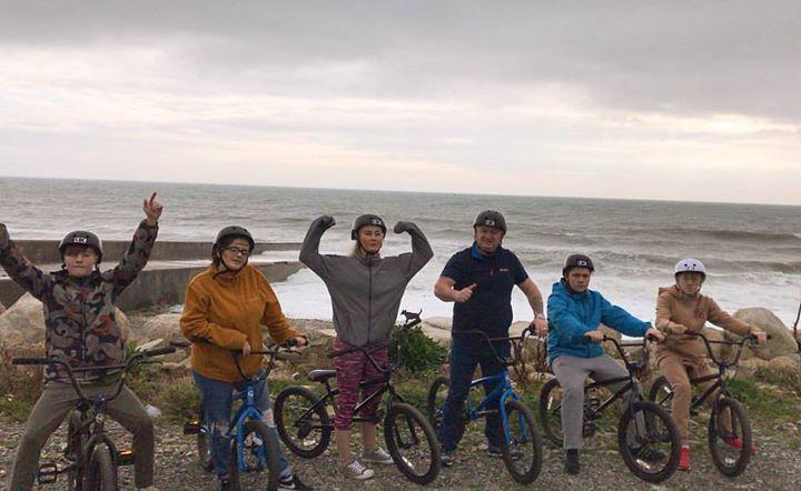 bmx coaching ireland - group activities belfast