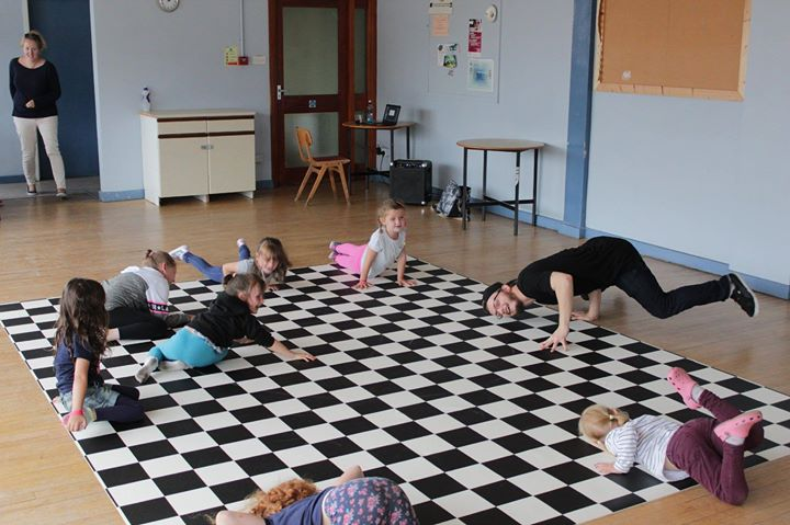 Breakdance workshop - urban sports belfast
