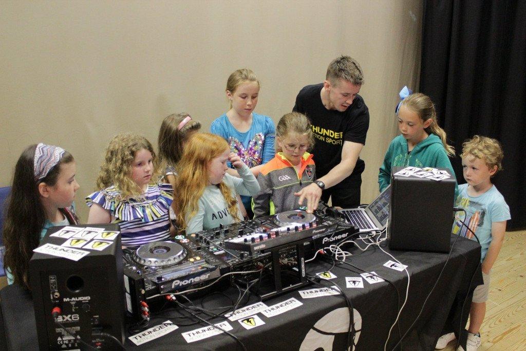 DJ workshop - urban sports belfast