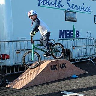 BMX event belfast