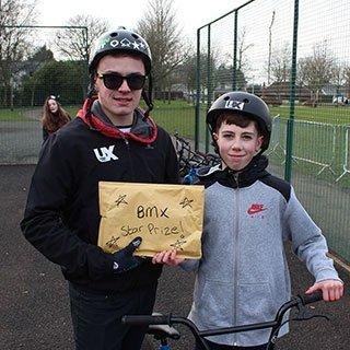 BMX coaching