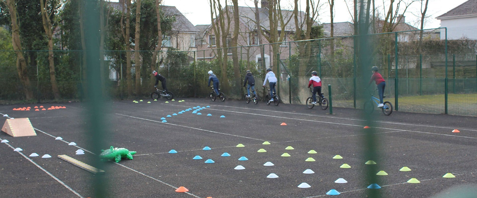 BMX Skills coaching Ireland