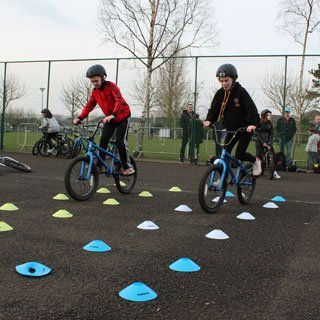 cycle coaching - bmx event