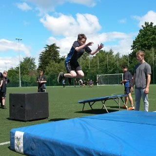 Parkour coaching belfast