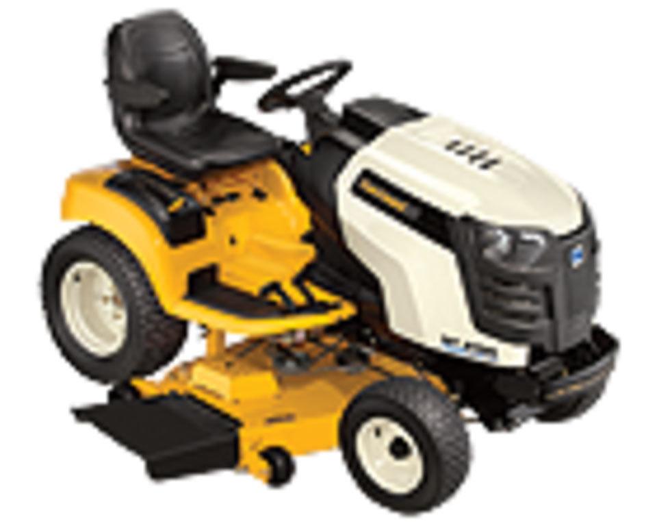Cub Cadet lawn mower machine