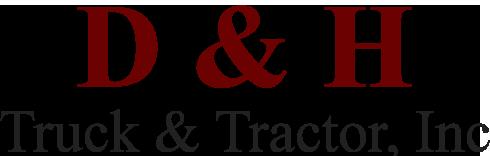 D & H Truck & Tractor logo