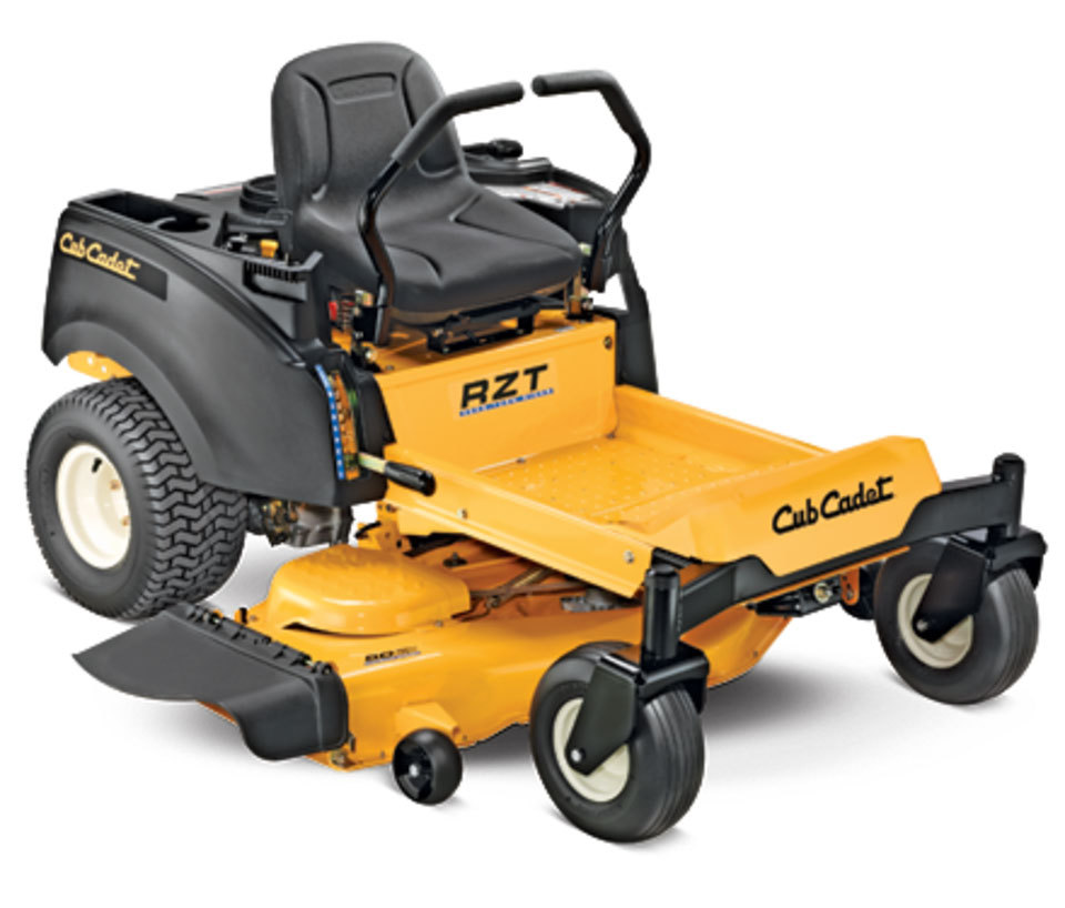 Professional taking care of the lawn with the help of Cub Cadet in Statesboro, GA