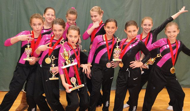 Competitive Gymnastics Clarence, NY