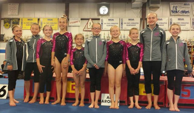 Competitive Gymnastics Clarence, NY