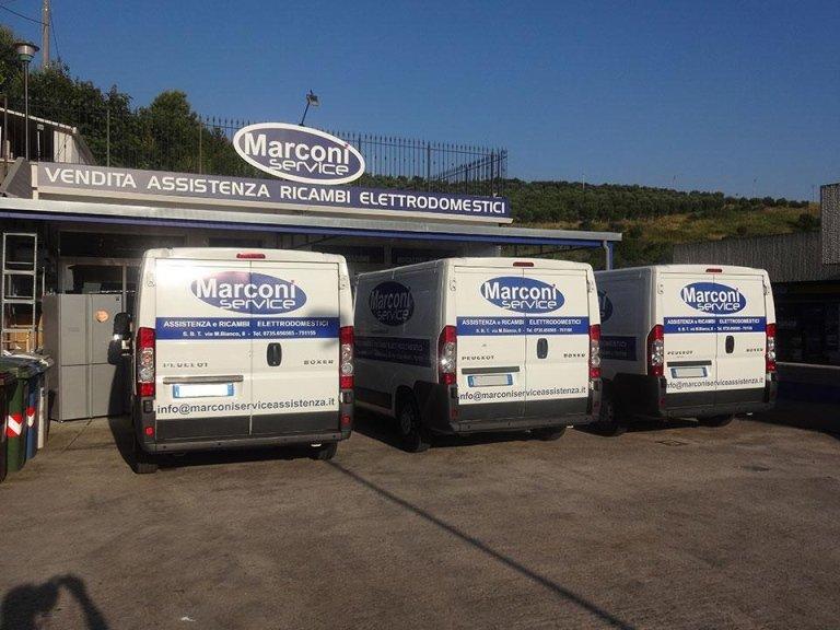 Marconi Service