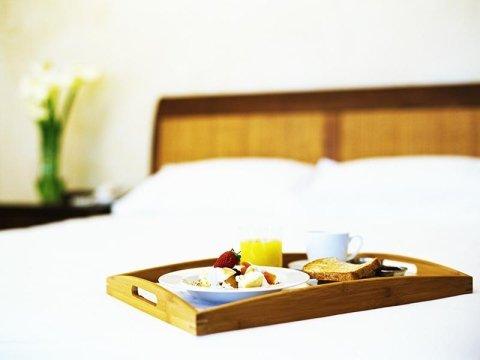 Le stanze d'albergo dell' Hotel Paradiso