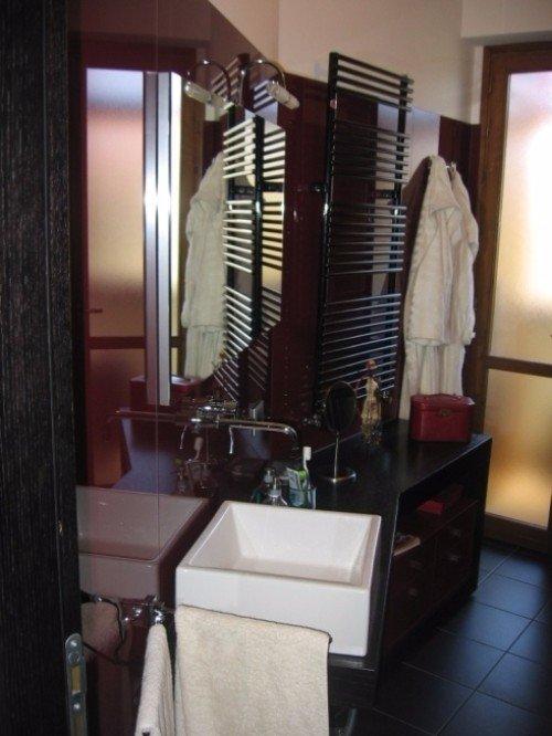 specchio di un bagno