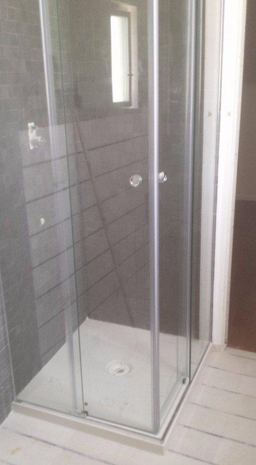 piccolo box doccia