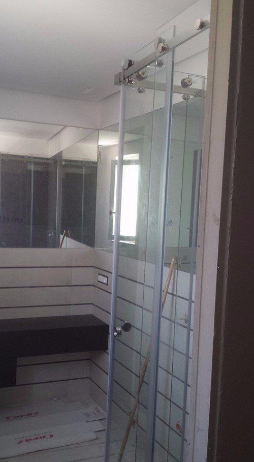 installazione cabina doccia