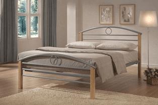 Tetra Metal Bed Frame