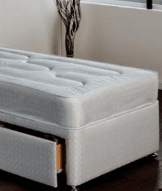 Glengorm Orthopaedic Divan Bed & Mattress