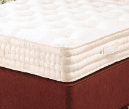 Henley Divan Bed & Pocket Sprung Mattress