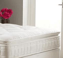 Marseille Divan Bed & Pocket Sprung Mattress