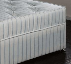 Newark Orthopaedic Divan Bed & Mattress