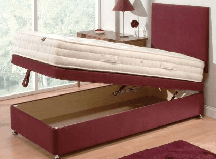 Ottoman Base Bed