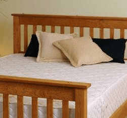 Sandringham Pine Bed Frame