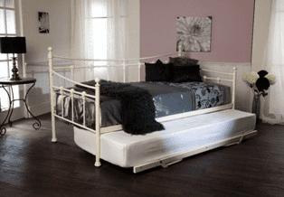 Tiverton Metal Bed Frame