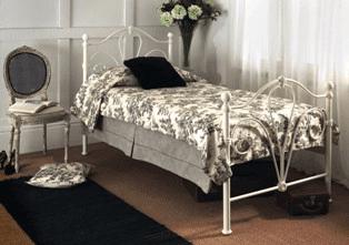 Yarmouth Metal Bed Frame