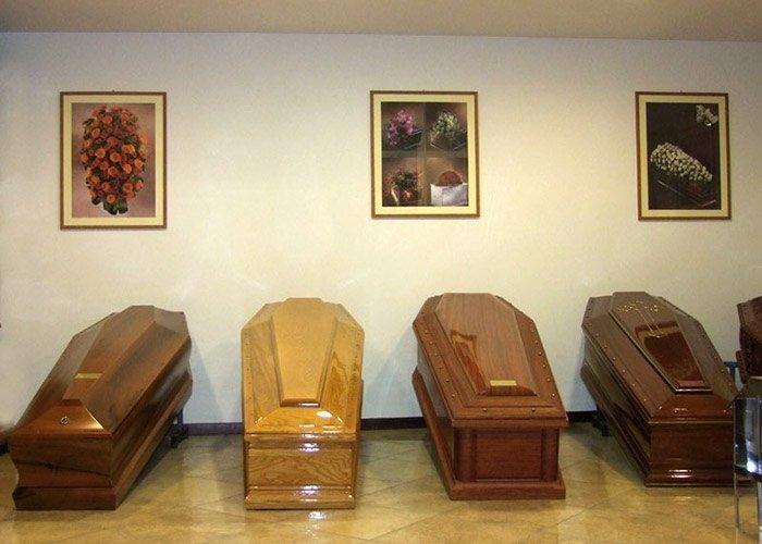 Cofani funebri