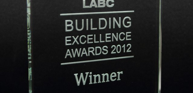 Building excellence winner
