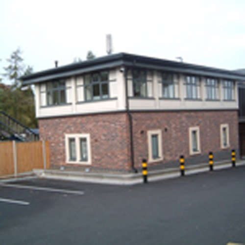 A new dental surgery building