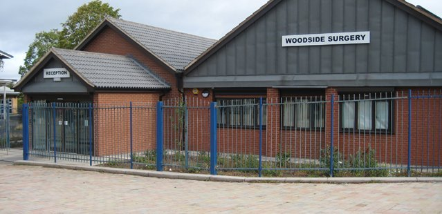 The new Woodside Surgery building completed by TBC