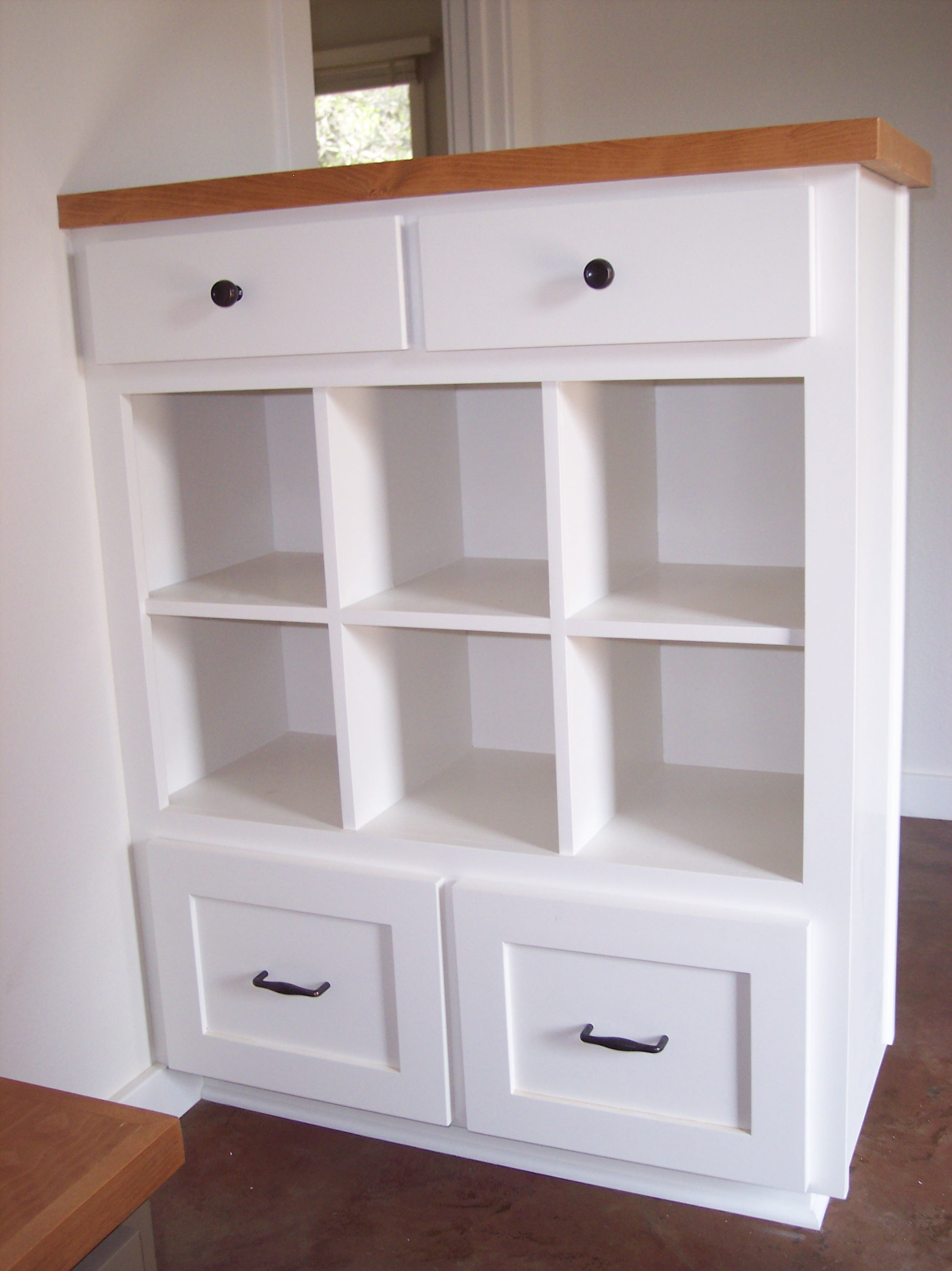 cabinet for mud room