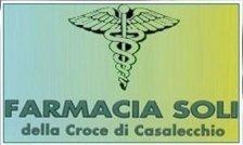 FARMACIASOLIDELLACROCEDICASALECCHIO-LOGO