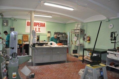 laboratorio ortopedico a torino