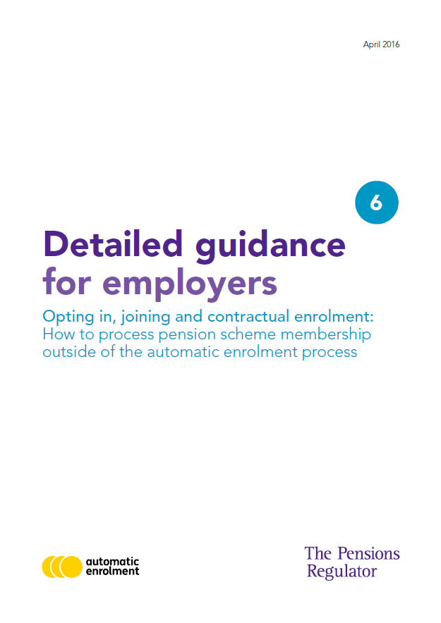 Automatic Enrolment for Employers