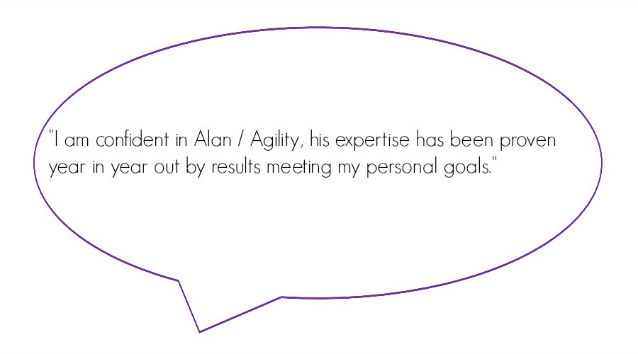 Testimonial Agility Financial Solutions