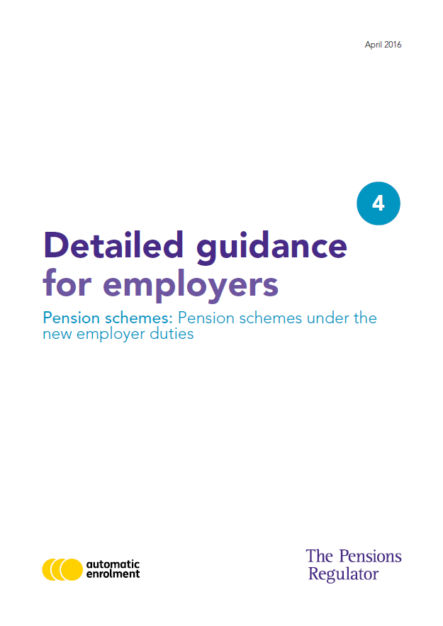 A Guide to Automatic Enrolment