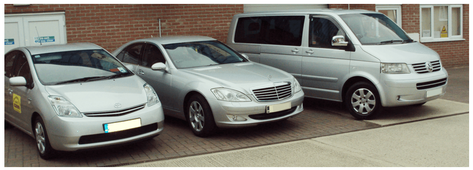 Local taxi firm - Ipswich, Stowmarket - Town & Country Cars - Car