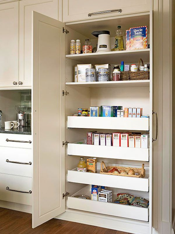 How To Design The Perfect Kitchen Pantry