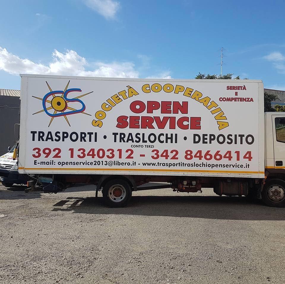 Open Service - Traslochi