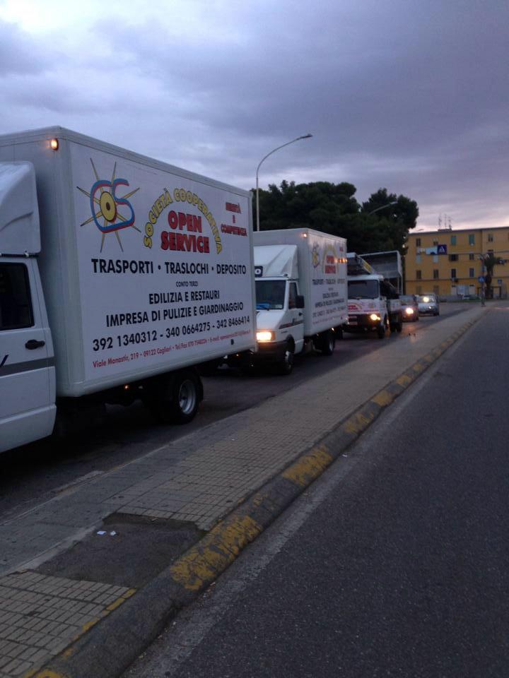 Open Service - Trasporti e Logistica