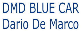SERVIZIO TAXI DMD BLUE CAR - LOGO