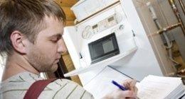 installazione di caldaie a gas