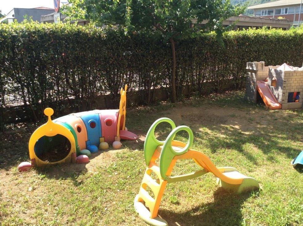 asilo nido con area giochi pontassieve