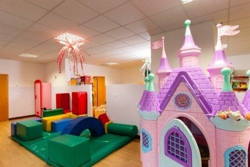 stanza della psicomotricità