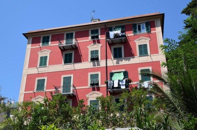 rifacimento facciata edificio storico Genova