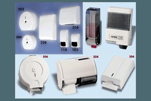 Rossanino si occupa della vendita di articoli correlati al settore della pulizia ad uso industriale.