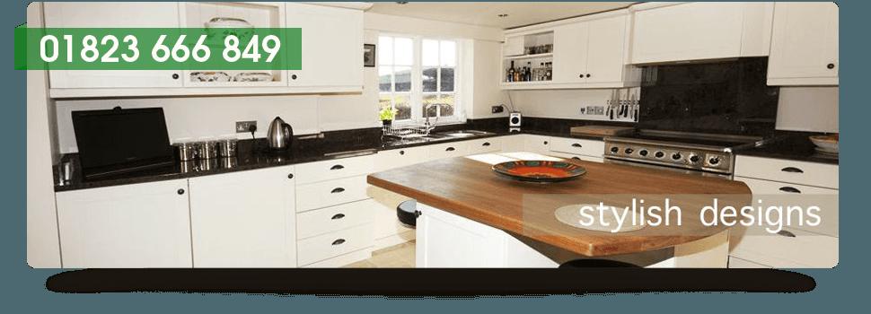 Bespoke interiors - Taunton - Acorn Woodwork - Slide 1