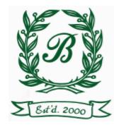Bradfords Minibus and Coach Hire logo