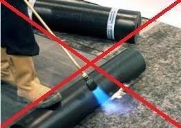 Impermeabilizzazioni senza fiamme
